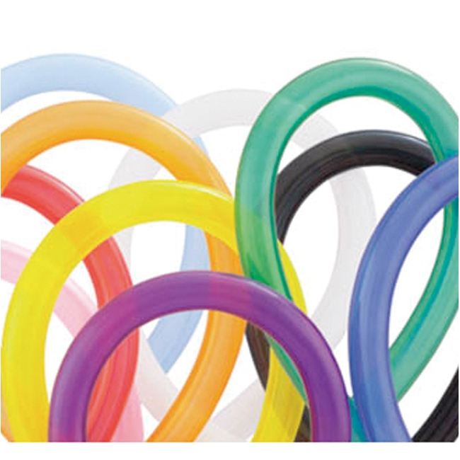 Image of 100 gekleurde modelleer ballonnen 100 stuks