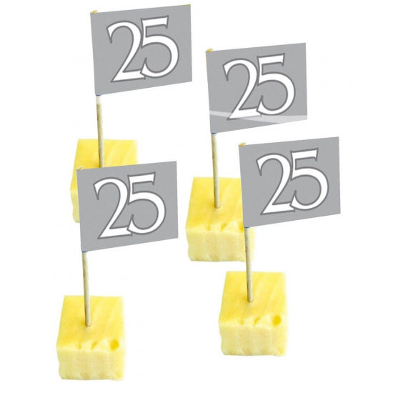 Image of 25 jaar feestartikelen prikkertjes