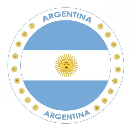 Image of 25x bierviltjes van Argentini?