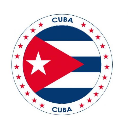 Image of 25x bierviltjes van Cuba
