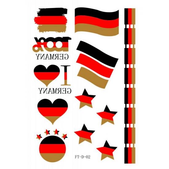 Image of 3D Tattoos Duitsland