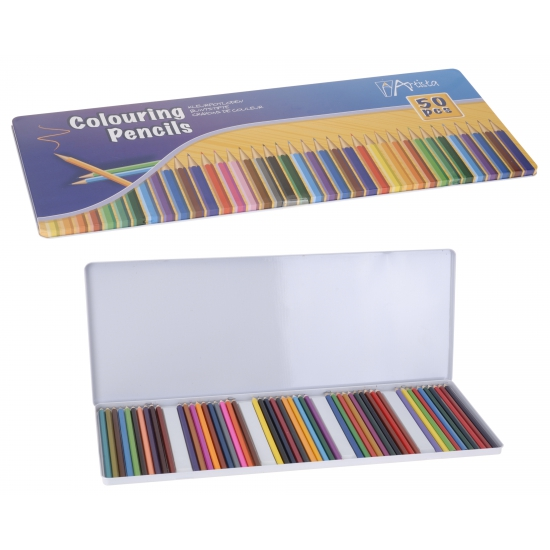 Image of 50 kleur potloden