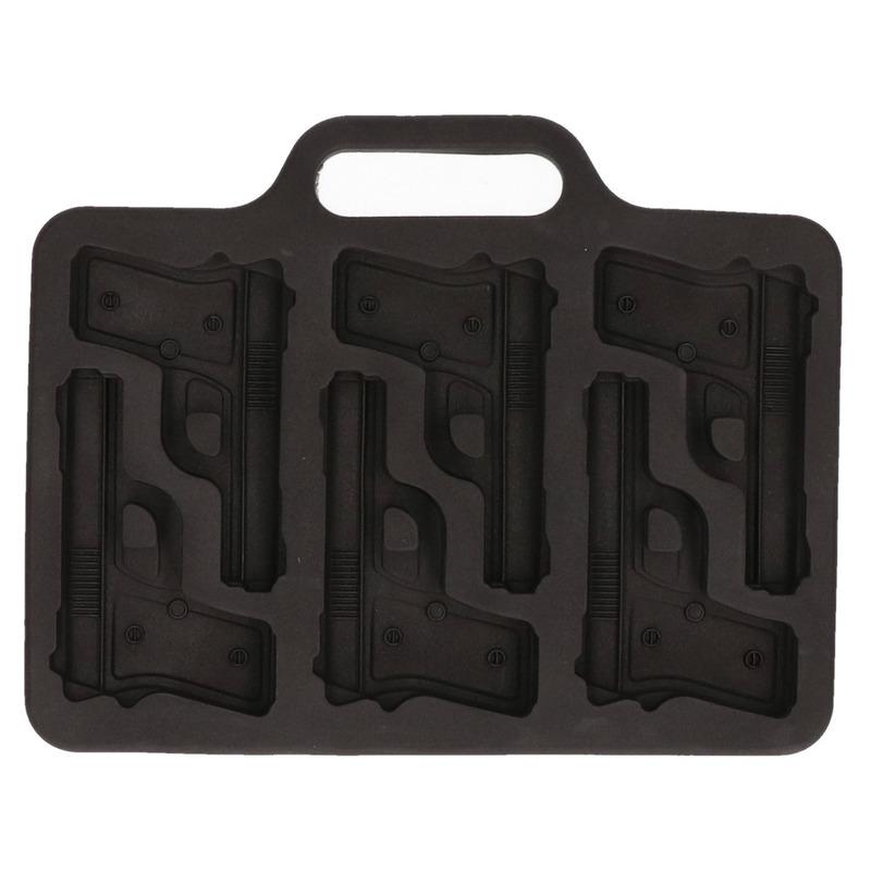 Image of 6 ijsblokjes pistolen
