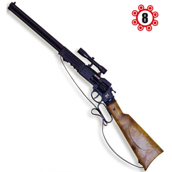 Image of 8 shot luxe geweer Western