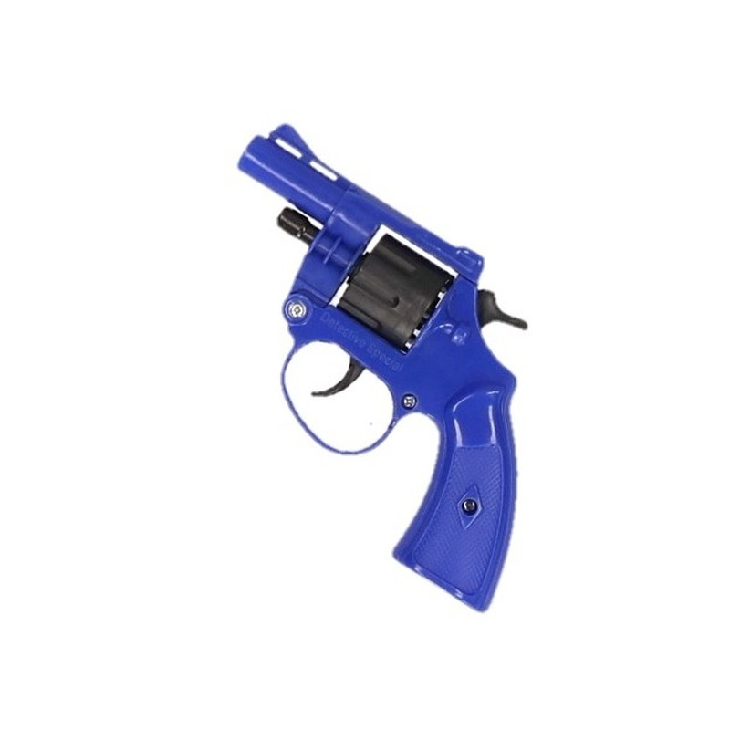Image of 8 shots revolver