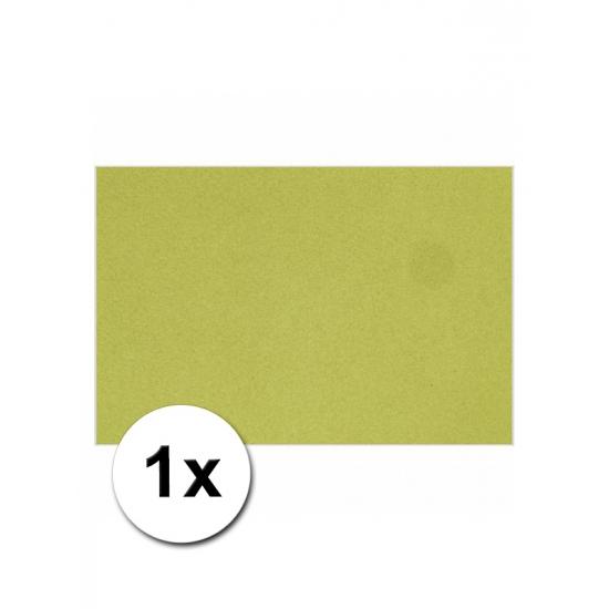 Image of A4 formaat karton in het groen