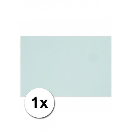 Image of A4 formaat karton in het lichtblauw
