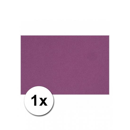 Image of A4 formaat karton in het paars