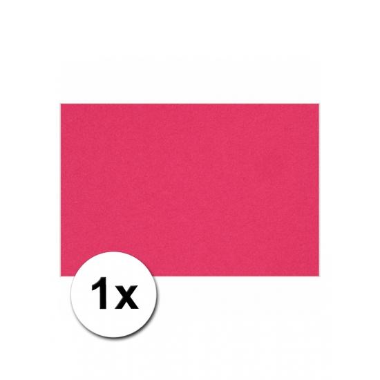 Image of A4 formaat karton in het roze