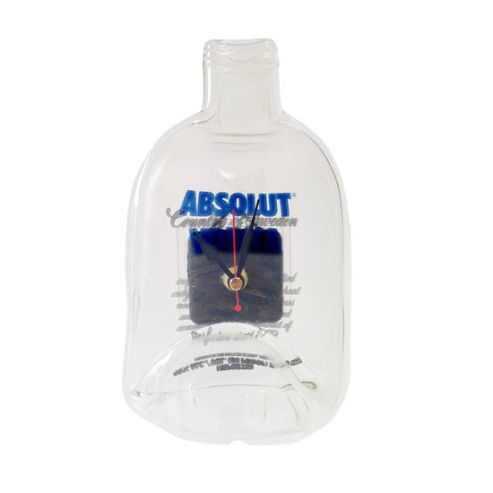 Image of Absolut Vodka klok