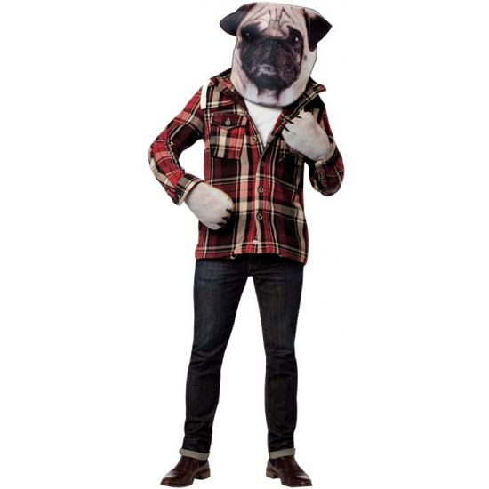 Accessoires verkleed set hond