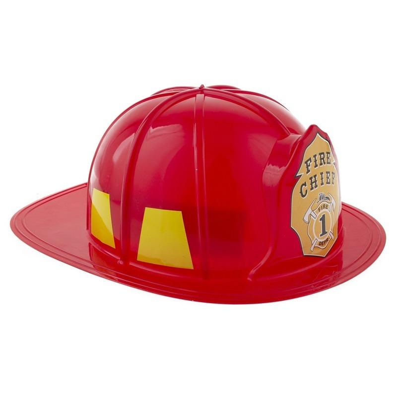 Image of Adult size brandweerhelm