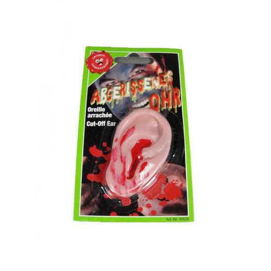 Image of Afgehakte oren met bloed