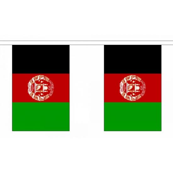 Afghanistan vlaggenlijn 9 meter