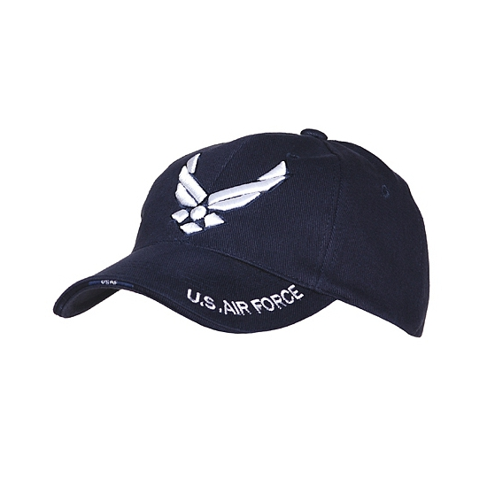 Image of Air Force pet donkerblauw