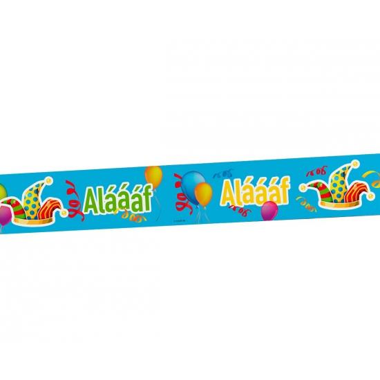 Image of Alaaf thema afzetlint 15 mtr