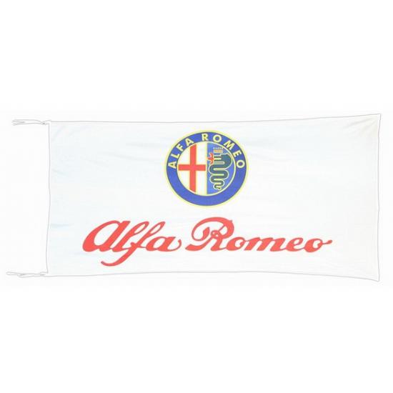 Image of Alfa Romeo vlag 150 x 75 cm