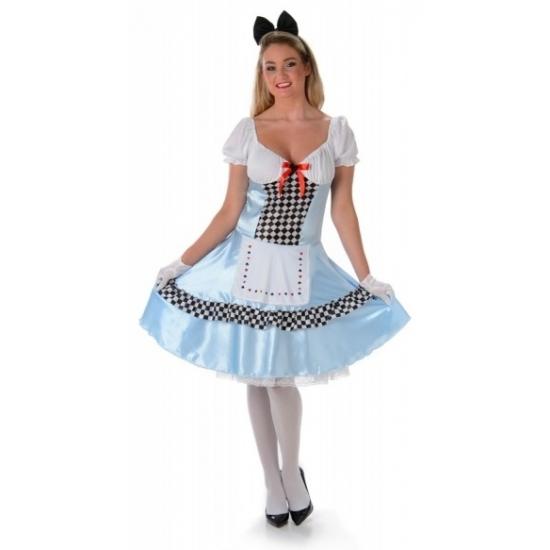 Image of Alice verkleed kostuum voor dames