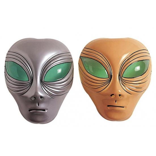 Image of Alien masker plastic