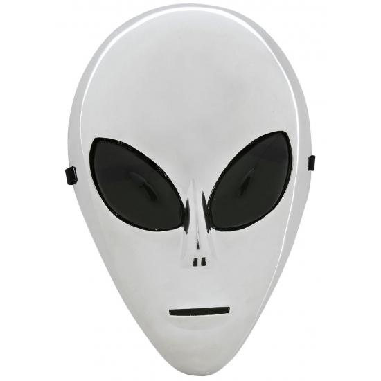 Image of Alien masker zilver
