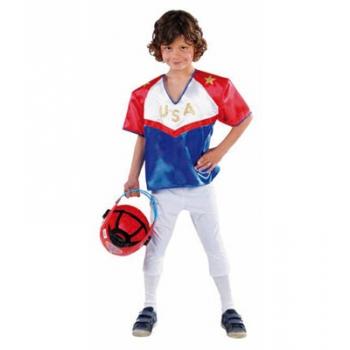 Image of American Football t-shirt en broek