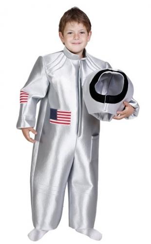 Image of Amerikaans ruimtepak voor kinderen
