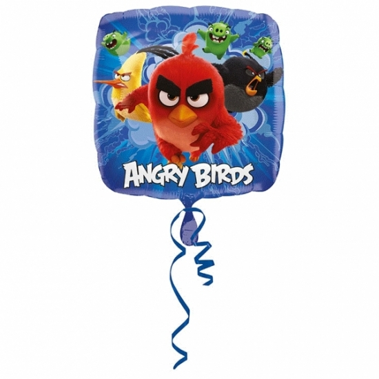 Image of Angry Birds helium ballon 43 cm