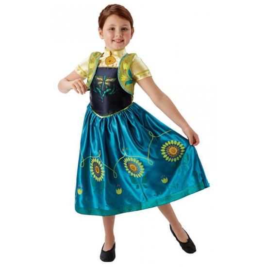 Image of Anna Frozen Fever jurkje voor meisjes