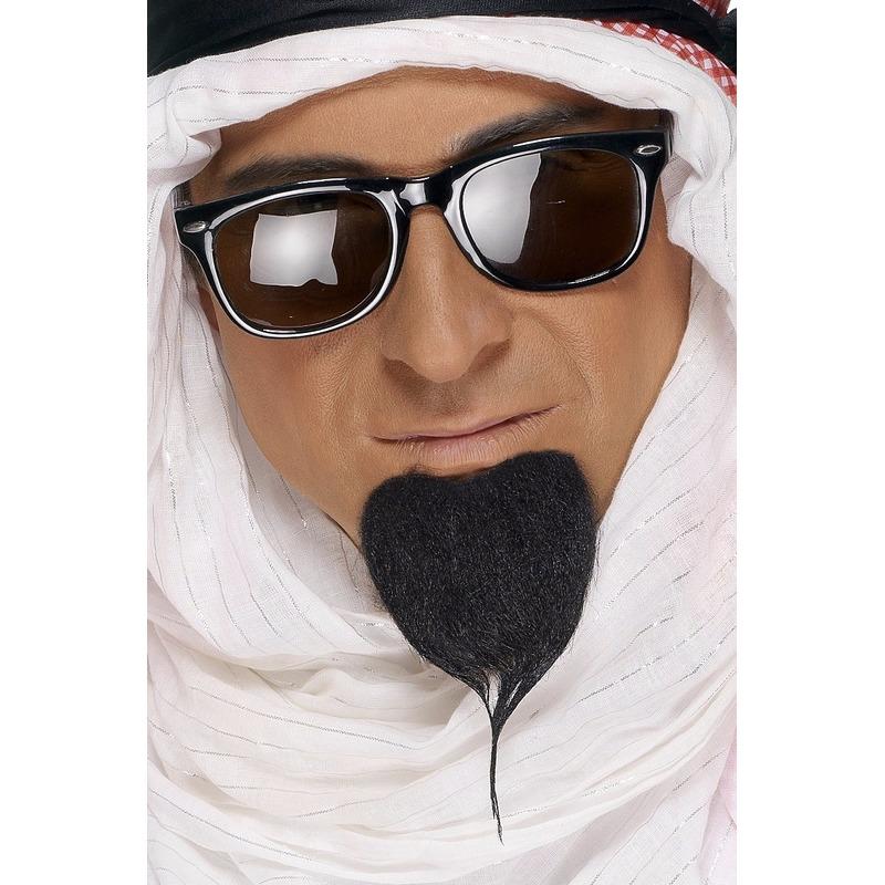 Image of Arabieren baarden zwart