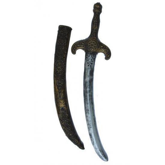 Image of Arabisch krom zwaard
