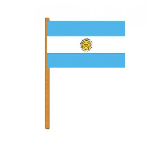 Image of Argentijns zwaaivlaggetje