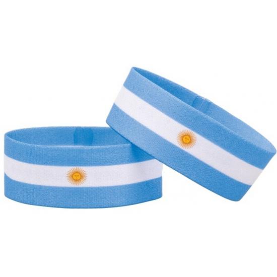 Image of Argentinie sport polsbandje