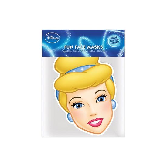 Image of Assepoester verjaardagsmasker