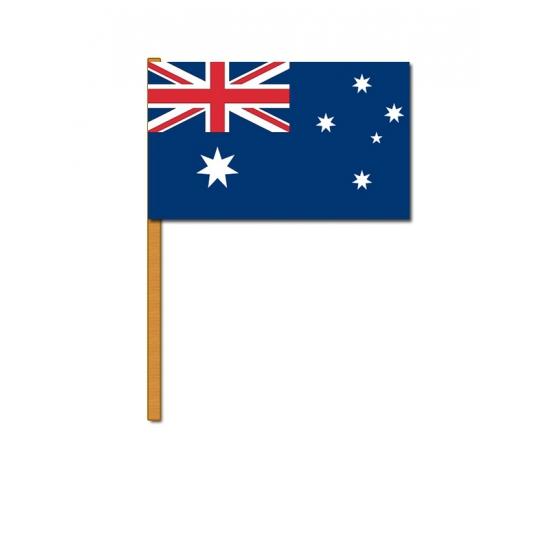 Image of Australisch zwaaivlaggetje