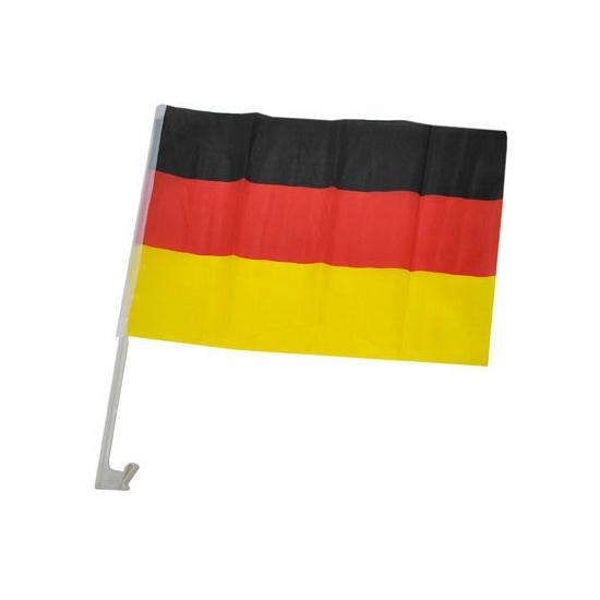 Image of Autoruit versiering Duitsland vlag