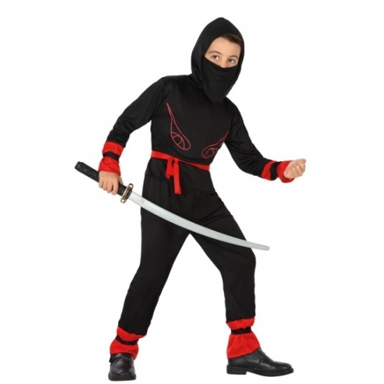 Image of Aziatisch ninja pakje voor jongens