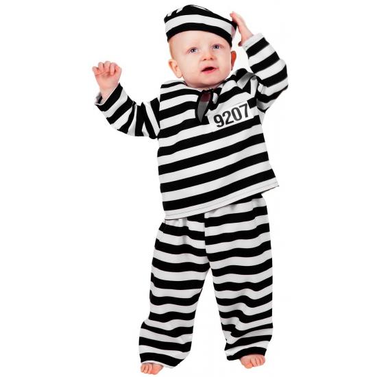 Image of Baby en peuter boeven kostuum