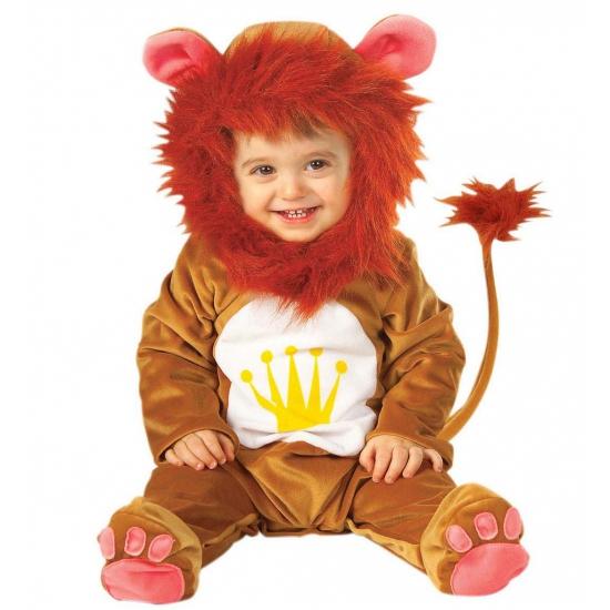 Image of Baby pakje leeuw met capuchon