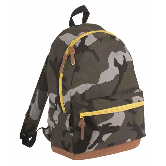 Image of Backpack kids camouflage