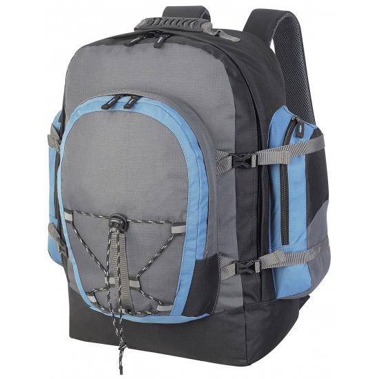 Image of Backpackers rugzak grijs 40 liter