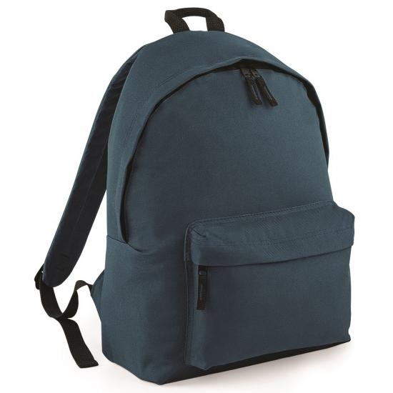 Image of BagBase rugzak grijsblauw