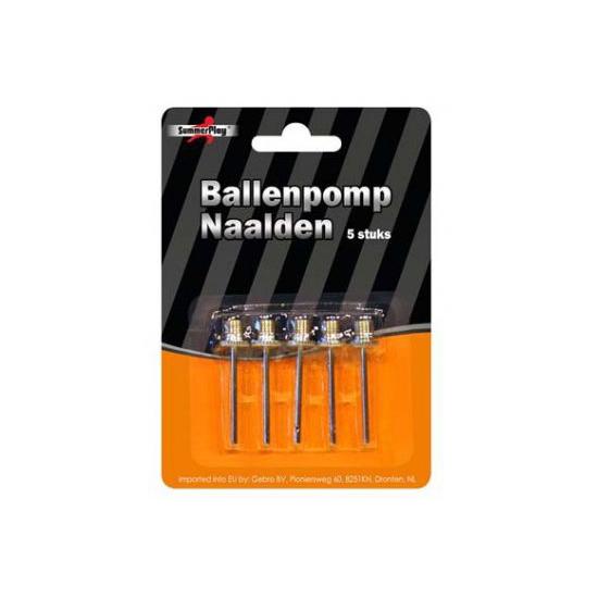 Image of Ballenpomp naalden 5 stuks