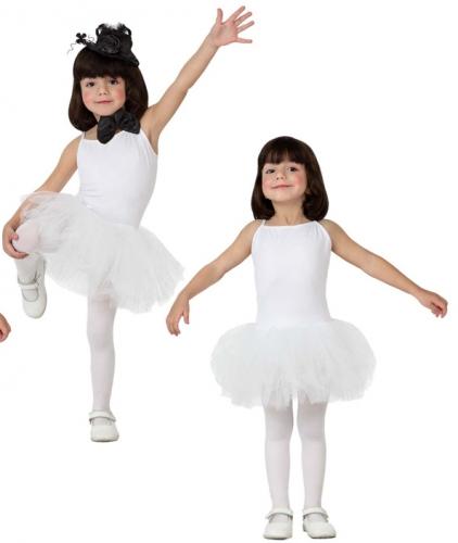 Image of Ballet pakjes voor meisjes wit