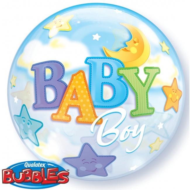 Alle bedrijven online balloon pagina 74 - Baby boy versiering van de zaal ...