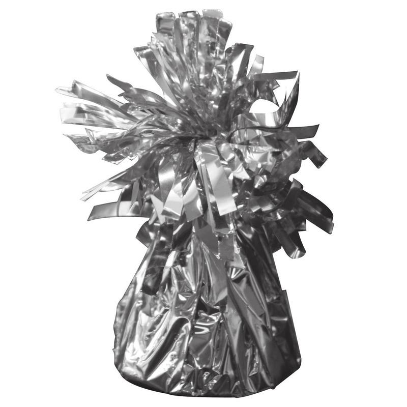 Image of Ballonnen gewicht 170 gram zilver