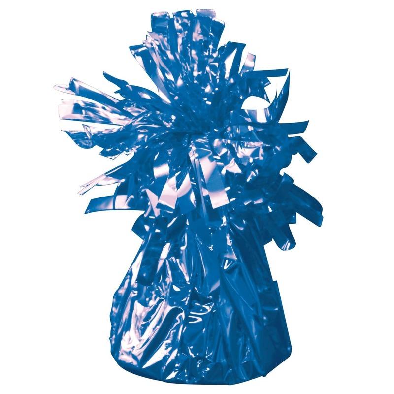 Image of Ballonnen gewicht blauw 170 gram