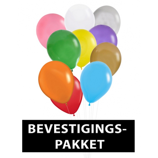 Image of Ballonnen ophang pakket