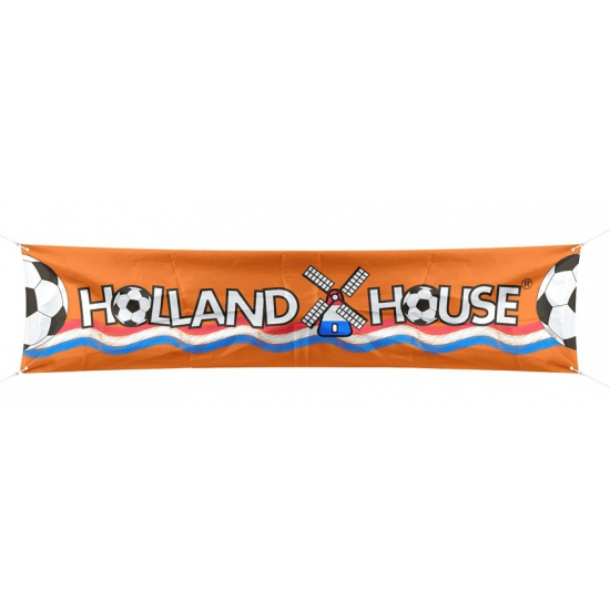 Image of Banner Holland House 180 cm