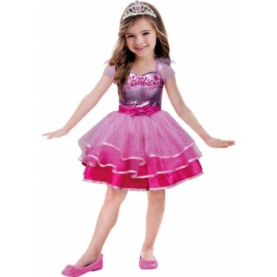 Image of Barbie ballet jurkje voor meiden