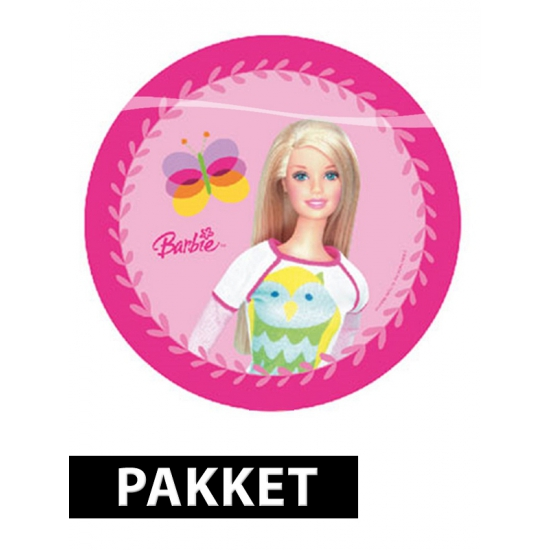 Image of Barbie feestje pakket